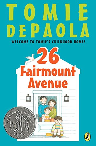 26 Fairmount Avenue (Newbery Honor Book, 2000)