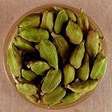Cardamom, Whole Green Pods - 25 lbs Bulk