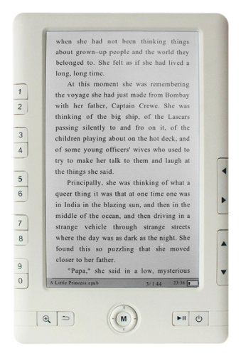 Iview 700EB 7-Inch Color LCD Digital E-Book Reader by IVIEW
