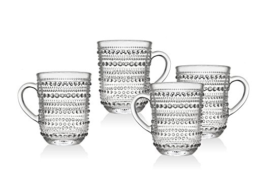 Godinger Silver Art Lumina Set/4 12oz Beverage Mug ()