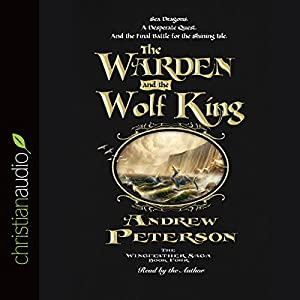 The Warden and the Wolf King Hörbuch