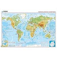 Gürbüz Yayınları 22013 Dünya Fiziki 70 X 100