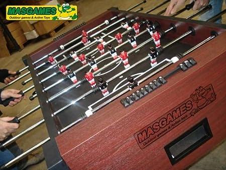 Futbolín MASGAMES Arena: Amazon.es: Juguetes y juegos