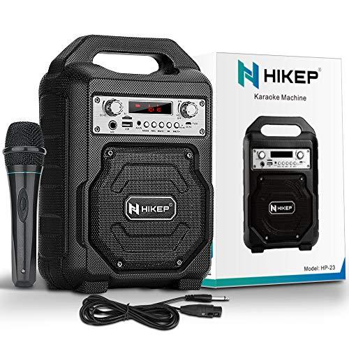 HIKEP Portable Bluetooth Karaoke