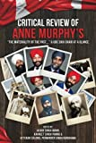 img - for Critical Review of Anne Murphy's,