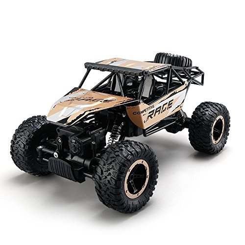 GordVE Remote Control Cars RC Rock Off-Road Vehicle 2.4Ghz 4WD (Large Image)