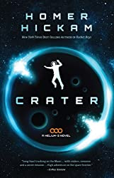 Crater (A Helium-3 Novel Book 1)