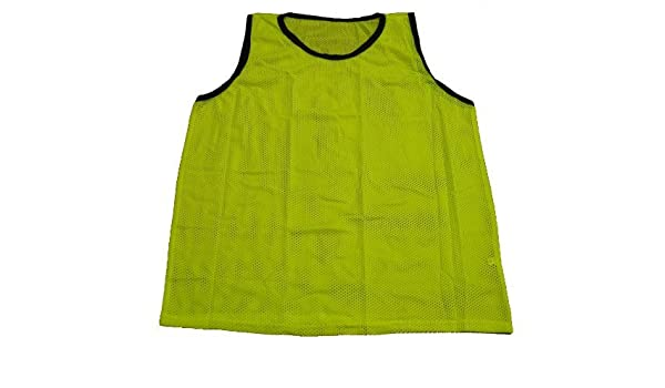 1 QTY, BLUE SOCCER PINNIE PRACTICE WORKOUTZ BIG AND TALL SCRIMMAGE VEST