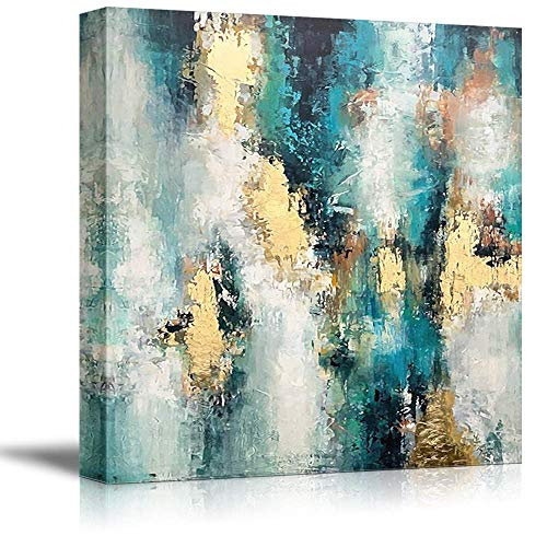 SIGNFORD Liquid Effect Canvas Wall Art for Living Room,Bedroom Home Artwork