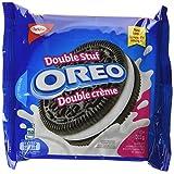 Oreo Double Stuff Sandwich Cookies, 303g