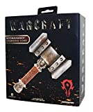 Swordfish-Tech-Warcraft-Doomhammer-Data-Charging-Cord-for-Lighting-ConnectorMicro-USB-Warcraft-Movie-Official-Licensed