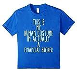 Human Costume Financial Broker Analyst Accountant Gift