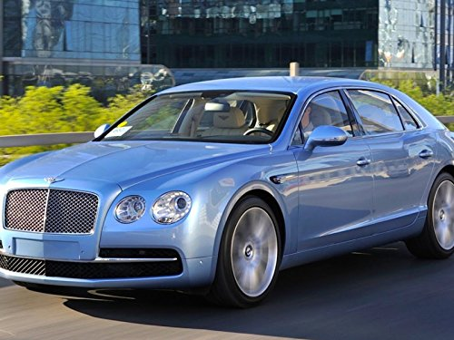 2014 Bentley Flying Spur: Uber-Luxury Sedan Makes its Mark in China!