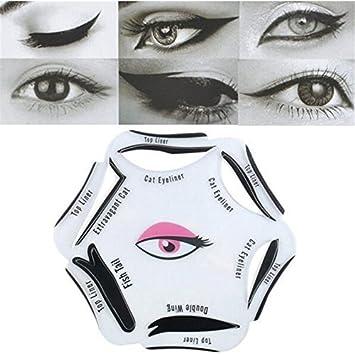 Makeup Eyeliner Stencils Saubhaya Makeup