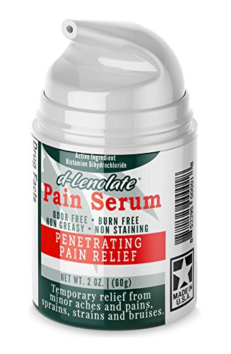Glucosamine Emu Oil (East Park Research - Pain Serum - Emu Oil, Olive Leaf & Aloe Vera - 2 oz - Better than Gel and Cream, for Tennis Elbow, Back, Wrist, Hand, Joints, Sore Muscles -)