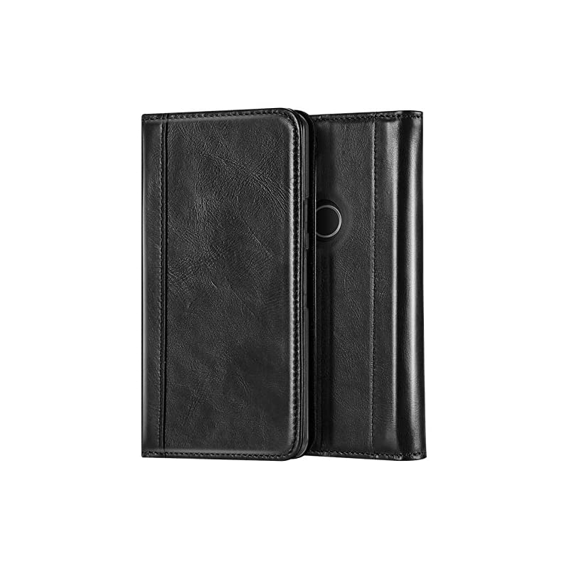 ProCase Genuine Leather Case for Pixel 3