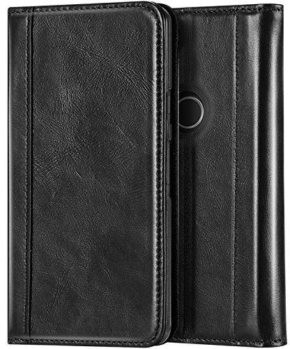ProCase Genuine Leather Case for Pixel 3 XL,...