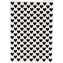 Carise Plastic Embossing Folder Template for DIY Scrapbook Photo Album Card Paper Craft Love Heart
