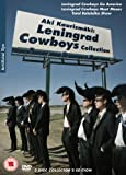 Aki Kaurismki: Leningrad Cowboys Collection (Leningrad Cowboys Go America / Leningrad Cowboys Meet Moses / Total Balalaika Show) [Region 2]