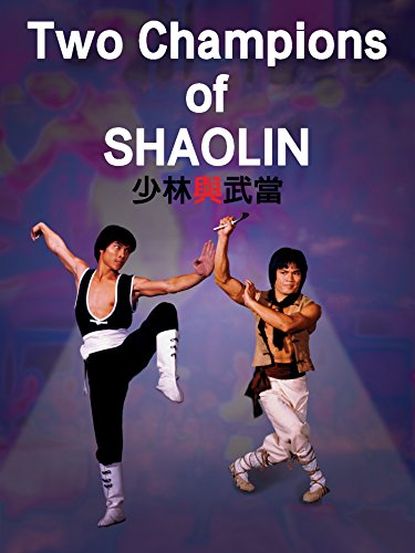 Two Champions Of Shaolin -