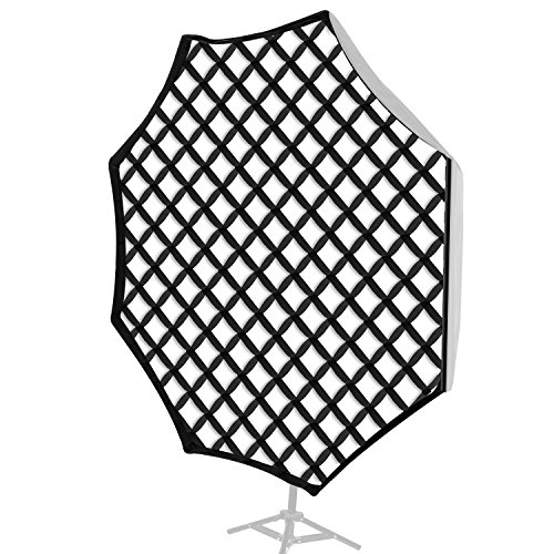 Neewer Photo Studio Portable Octagon 47 inches/120 centimeters Honeycomb Grid for Softbox for Portrait, Product Photography and Video Shooting (Softbox NOT Included) by Neewer