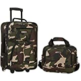 Best piece carry on luggage set - Rockland Luggage Rio 2 Piece Carry On Luggage Review