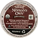 Newman's Own Special Blend Coffee, K-Cup Portion Pack for Keurig K-Cup Brewers (Pack of 80) image