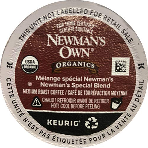 Newman#039s Own Special Extra Bold Blend Coffee SingleServe KCups Medium Roast 100 Count Packaging May Vary