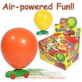 3XNew Balloon Race Car 315-211
