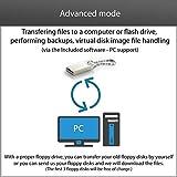 USB Floppy Disk Drive Emulator N-Drive 100 for