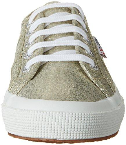 Platinum platinum Basses Femme Sneakers Superga 2750 Lamew YwtXXT