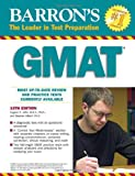 img - for Barron's GMAT (BARRON'S GMAT GRADUATE MANAGEMENT ADMISSION TEST) book / textbook / text book