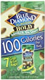 Blue Diamond Almonds 7-100 Calorie Packs-bold Wasabi & Soy Sauce, 4.2-Ounce Boxes (Pack of 6)