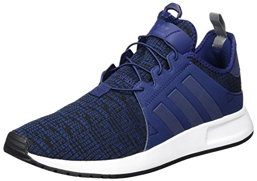 Adidas Men X_PLR, Dark Blue/Grey/White, 8 M US