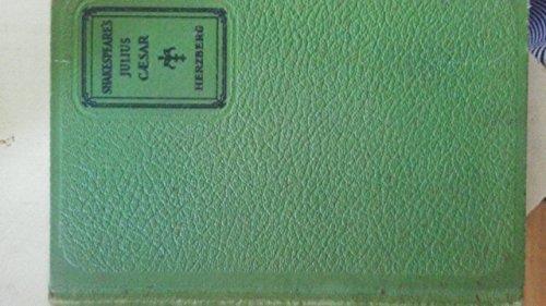 Shakespeare's Julius Caesar With Its Historical & Literary Background (Heath's Golden Key Series)