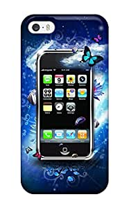 Tpu Case For Iphone 5/5s With TMghyZS1990DecDV Helen Ellis Design