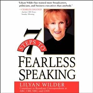 7 Steps to Fearless Speaking Audiobook