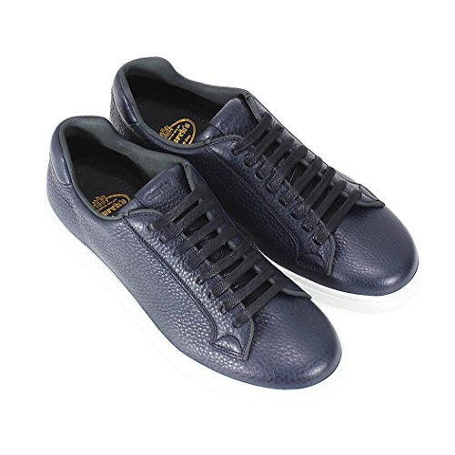 Churchs Herren Eeg0039yzf0wzv Blau Leder Sneakers