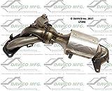 Davico 17396 Catalytic Converter, 1 Pack