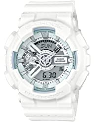 G-Shock GA-110LP - Military Perf Band - White / One Size