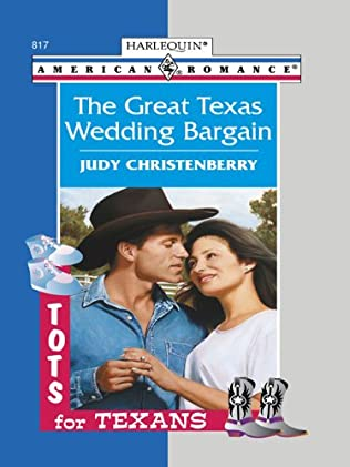 book cover of The Great Texas Wedding Bargain