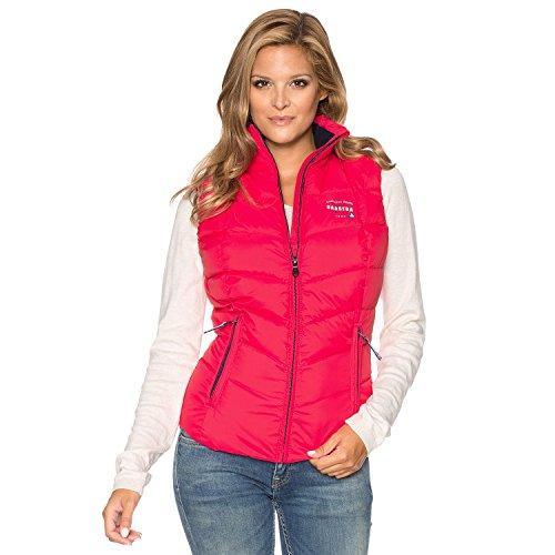 Gaastra rhonda de luxe rose taille xS 140 36191042 ouest 589 veste pour femme