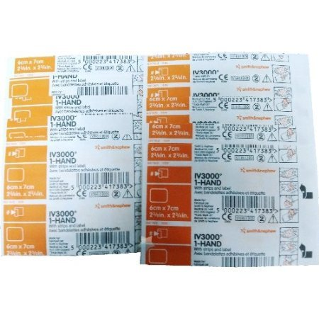 Iv 3000 Transparent Dressing - 4