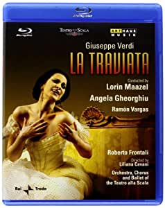 Verdi: La Traviata [Blu-ray] [Import]