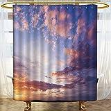 AmaPark Bathroom Shower Curtain Bath Decor nicotinic acid used to treat high cholesterol and niacin deficiency Water-Repellent Antibacterial