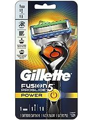 Gillette Fusion5 ProGlide Power Men's Razor, Handle...