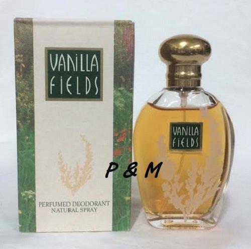 VANILLA FIELDS BY COTY 1.7 OZ / 50 ML PERFUMED DEODORANT SPRAY FOR WOMEN ()