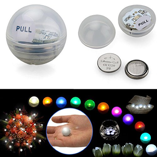 Small Led Light Balls - 1