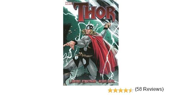 Thor By J. Michael Straczynski Volume 1 TPB: v. 1: Amazon.es: Straczynski, J. Michael, Coipel, Olivier: Libros en idiomas extranjeros