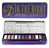 W7 In the Night 12 Eye colour Palette